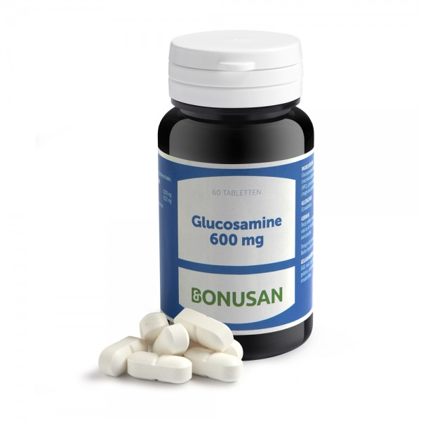 Glucosamine Bonusan 600mg