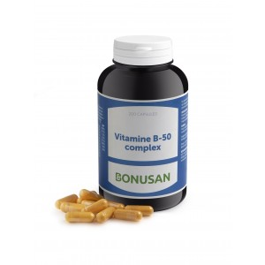 Vitamine B-50 Complex Bonusan 60vcaps