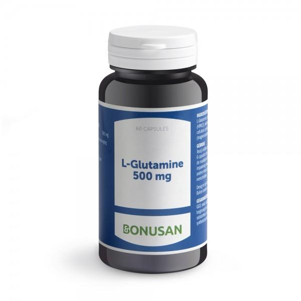 L-Glutamine Bonusan 60caps