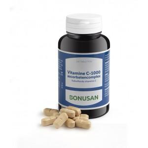 Bonusan Vitamine C-1000 ascorbatencomplex 100tabl