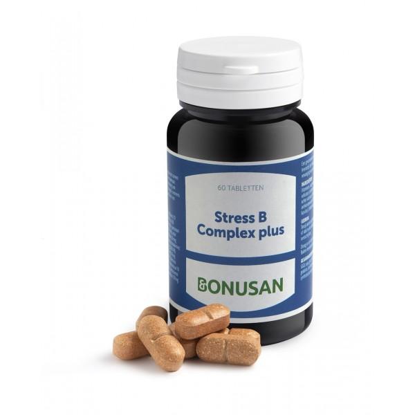 Bonusan Stress B-Complex plus 60tab
