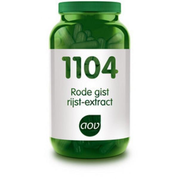 1104 Rode gist rijst extra AOV