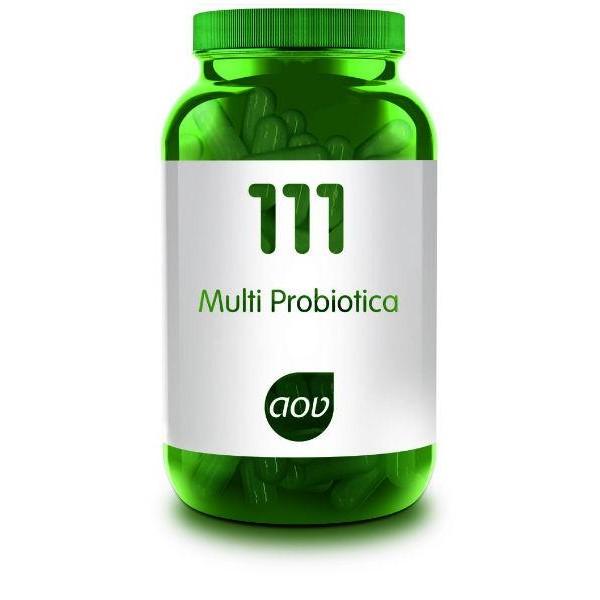 111 Multi probiotica AOV
