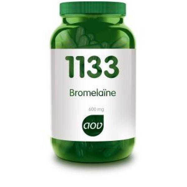1133 Bromelaïne Forte AOV