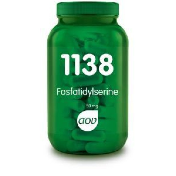 1138 fosfatidylserine AOV 50mg