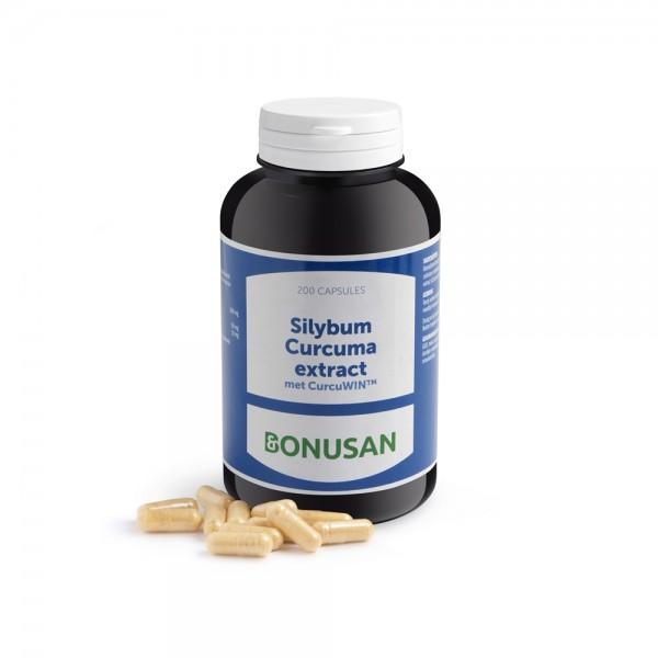 Bonusan Silybum-Curcuma Extract 200vcaps