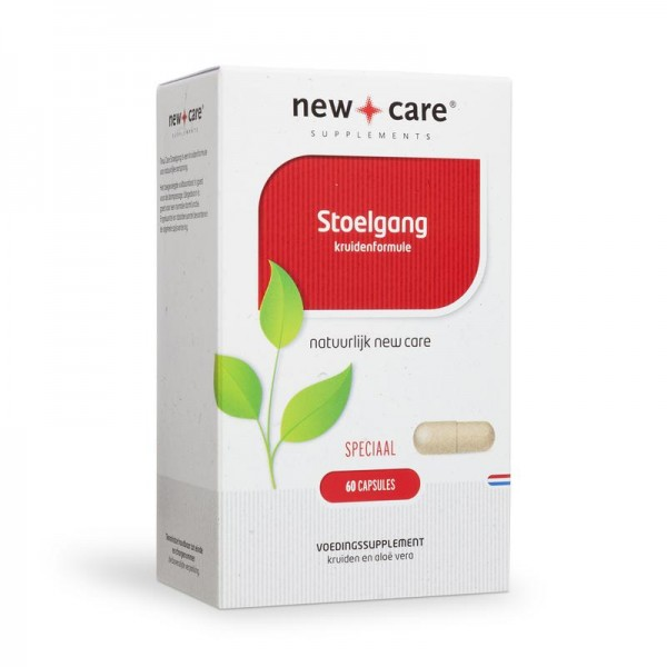 Stoelgang New Care 60cap