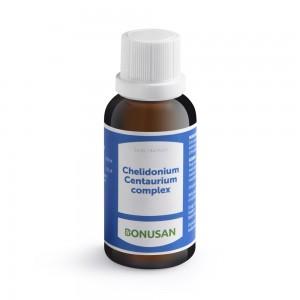 Bonusan Chelidonium Centaurium complex tinctuur