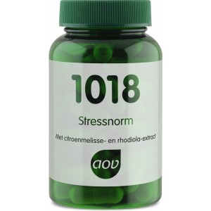 AOV 1018 Stressnorm
