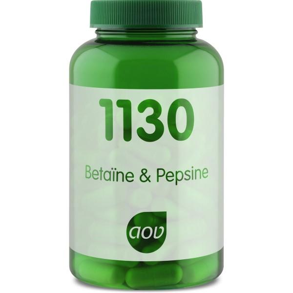 AOV 1130 Betaine & Pepsine