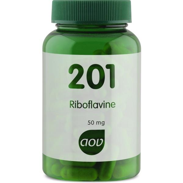 AOV 201 Riboflavine 50mg1