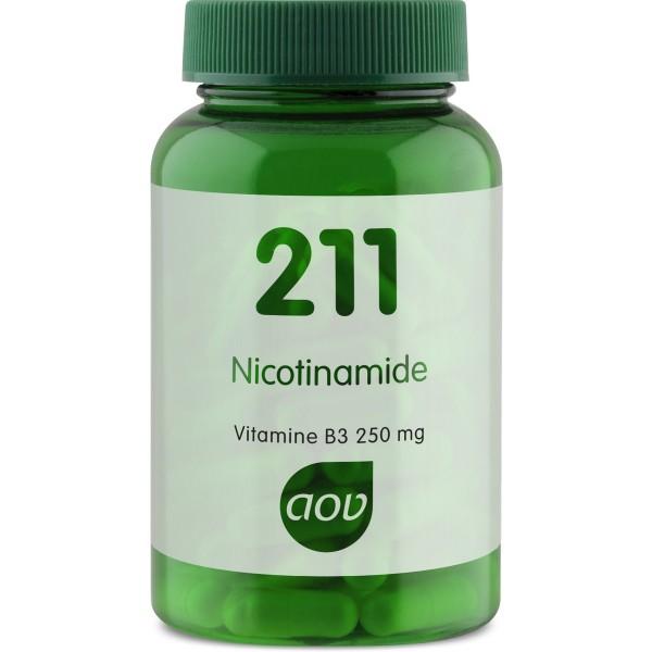 AOV 211 Nicotinamide 250mg1