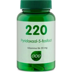 AOV 220 Pyridoxaal-5 fosfaat1