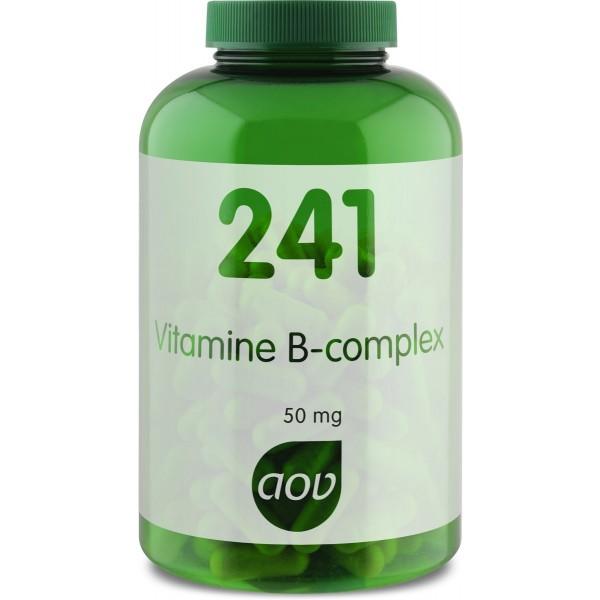 AOV 241 Vitamine B-Complex1
