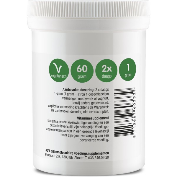 AOV 333 Vitamine-C Ascorbyl Palmitaat1