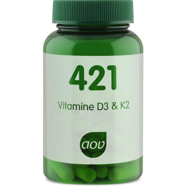 AOV 421 Vitamine D3 en K21