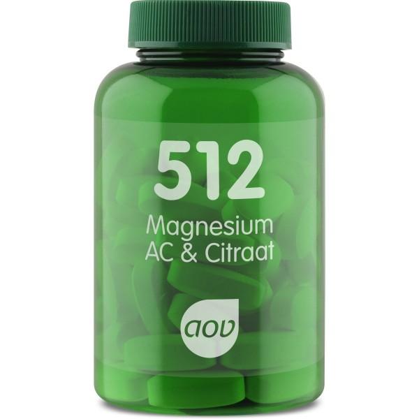 AOV 512 Magnesium AC & Citraat