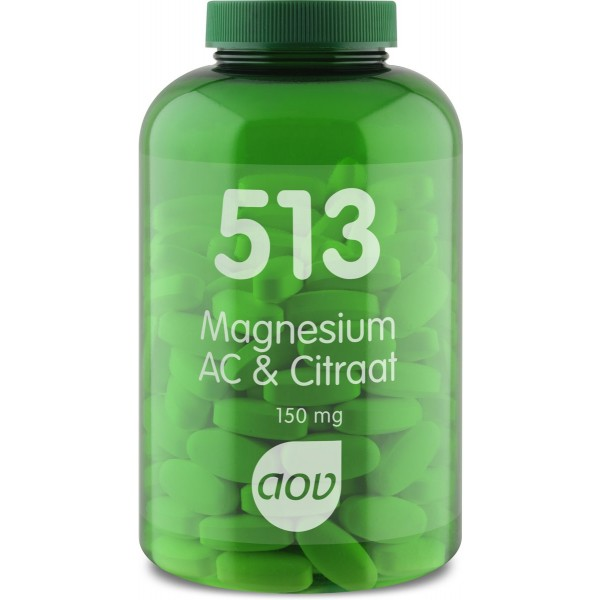 AOV 513 Magnesium AC 200mg
