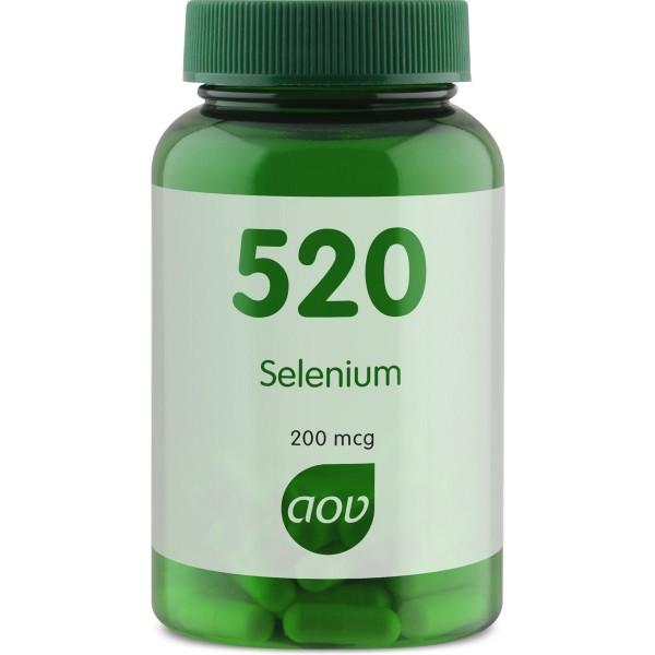 AOV 520 Selenium 200mcg1