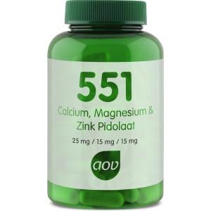 AOV 551 Calcium magnesium