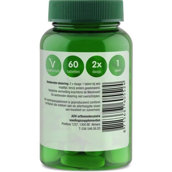 AOV 552 Calcium & Magnesium AC2