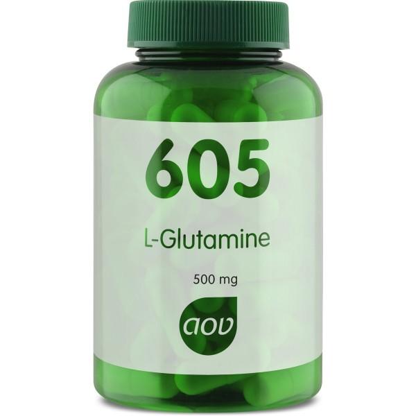 AOV 605 L-Glutamine 500mg