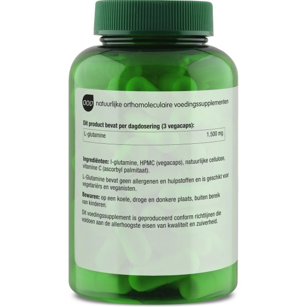 AOV 605 L-Glutamine 500mg1