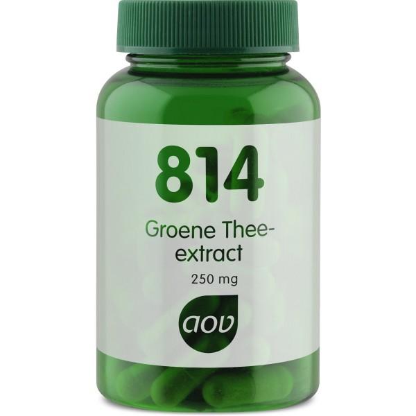AOV 814 Groene thee-extract