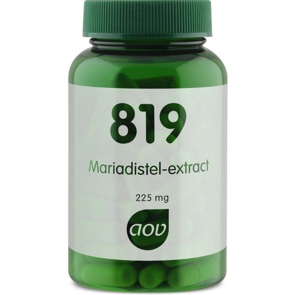 AOV 819 Mariadistel-Extract