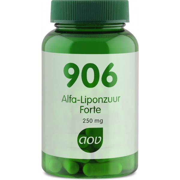 AOV 905 Alfa Liponzuur 60cap