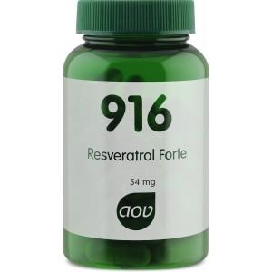 AOV 916 Resveratrol Forte1
