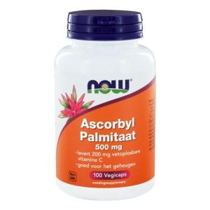 Ascorbyl Palmitaat NOW 500mg