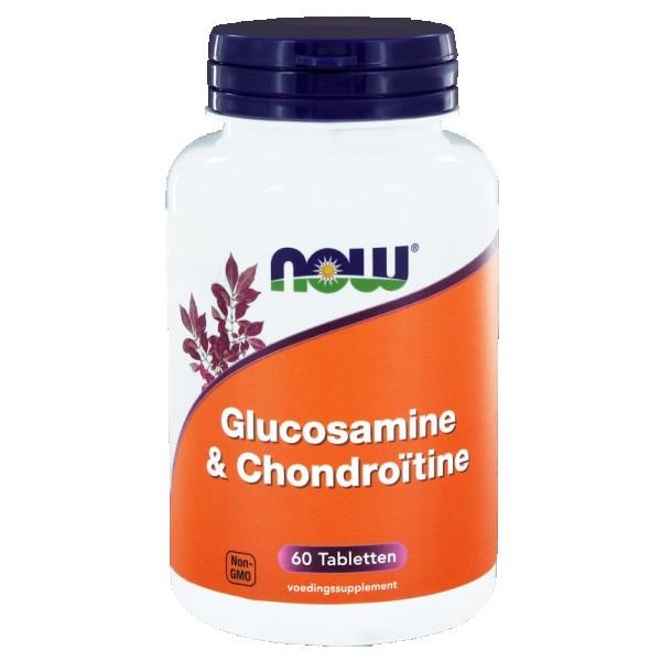 Glucosamine & Chondroitine NOW
