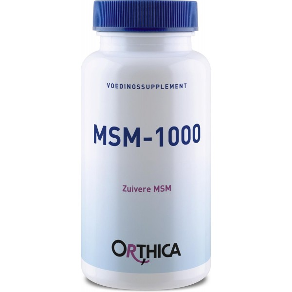 MSM-1000 Orthica