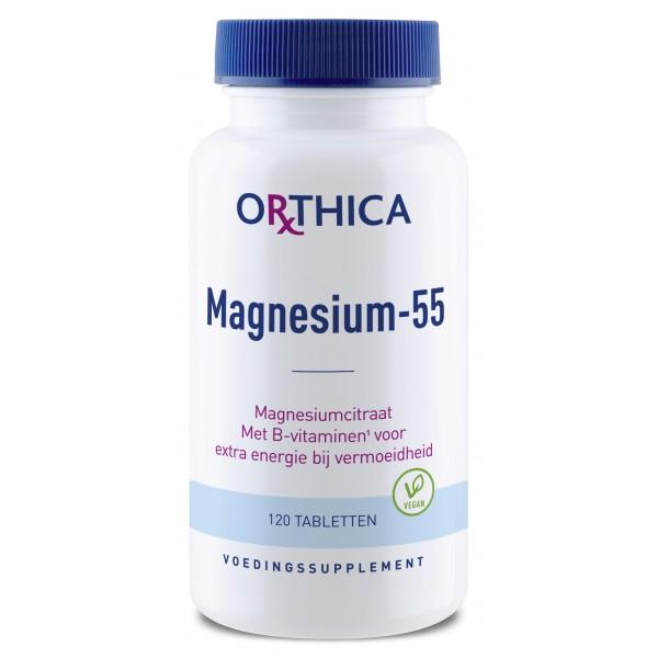 Orthica Magnesium-55 120tab