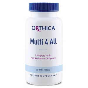 Multi 4 All Orthica 60tab