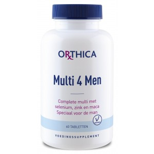 multi 4 men orthica