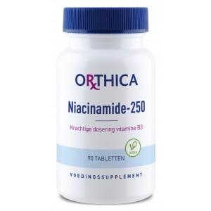 Niacinamide 250 Orthica 90tab