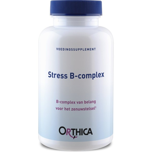 Stress B-Complex Orthica 180tab
