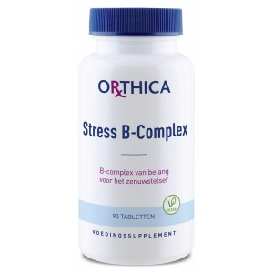 Orthica Stress B-Complex 90tab