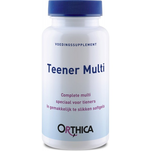 Teener Multi Orthica 120cap