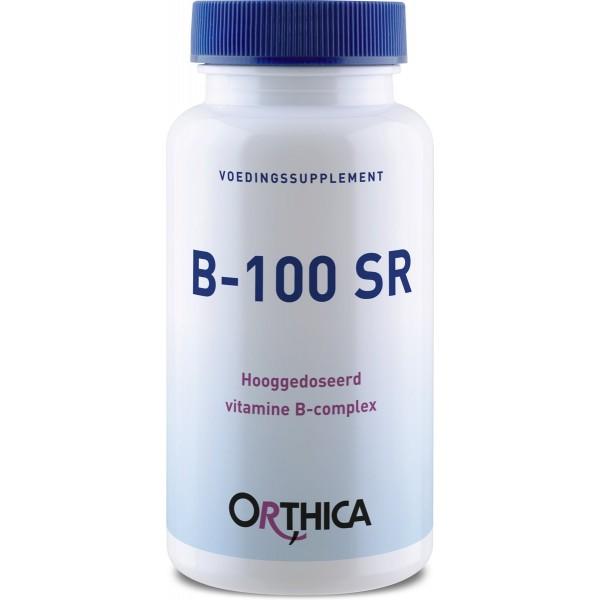Vitamine B-100 SR Orthica