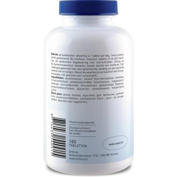 Vitamine C1000 Orthica2