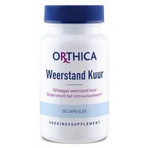 Orthica Weerstand Multi 60tab