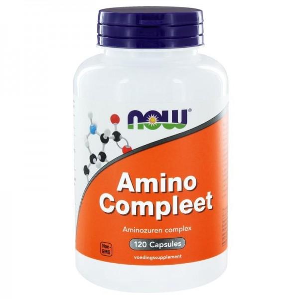 Amino Compleet NOW 120cap