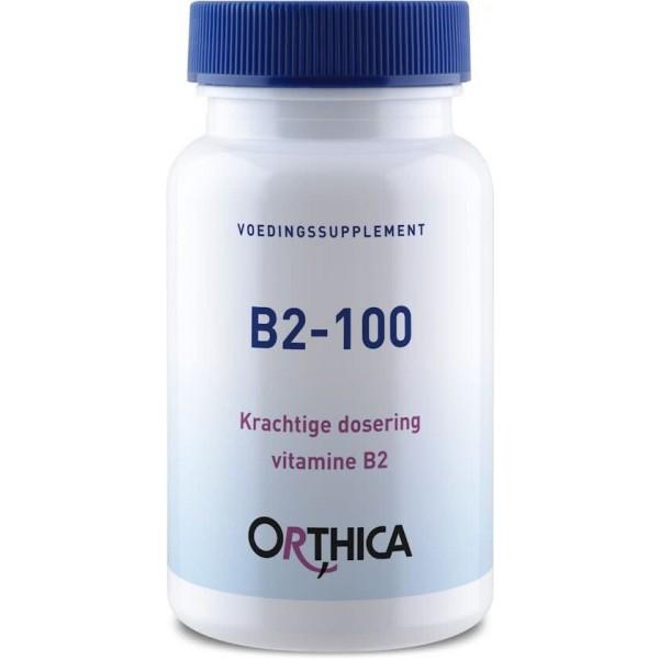 Vitamine B2 100 Orthica 90tab