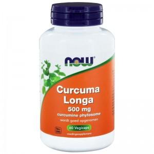 Curcuma longa/ Curcumin NOW