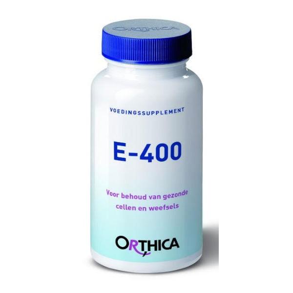 Vitamine E-400 Orthica