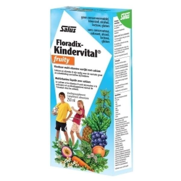 Floradix Kindervital Fruity 250ml-0