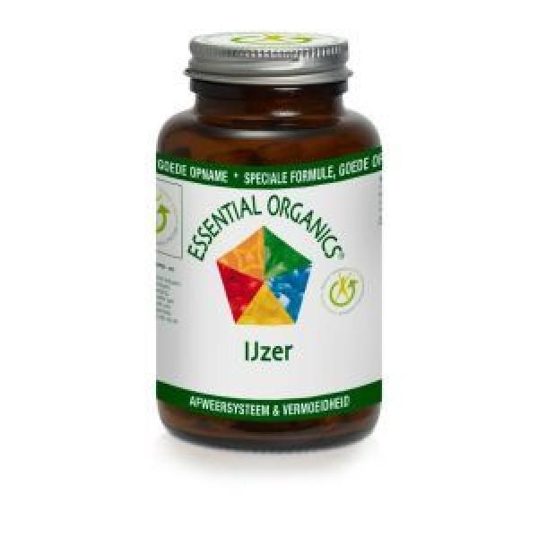 IJzer Essential Organics 90tab:-0